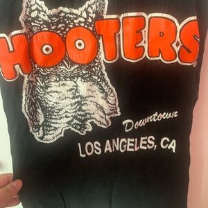 Hooters Downtown Los Angeles tank